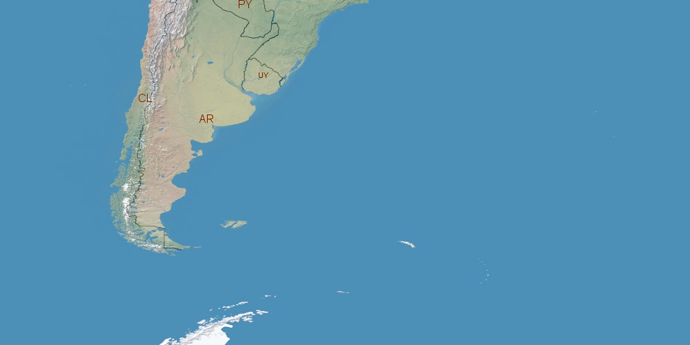 Where Is Argentina Located - Where is argentina