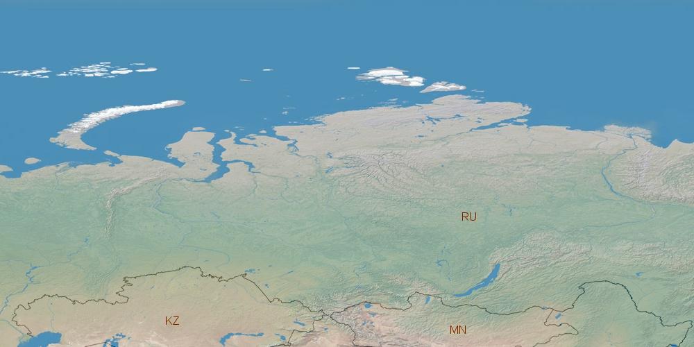 Where Is Russia Located - Where is russia located