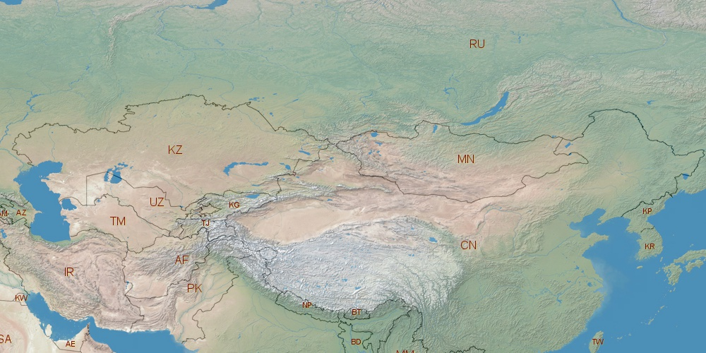 Where is kyrgyzstan located kyrgyzstan on world map gumiabroncs Choice Image